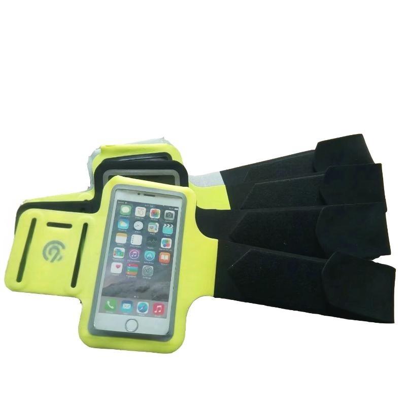 跨境专供 户外手机运动臂带 跑步臂带