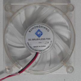 散熱風扇超薄 機械設備透明散熱風扇