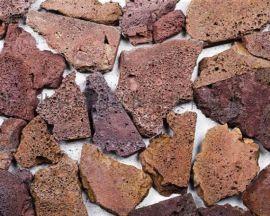 火山岩滤料、火山岩生物滤料、人工湿地滤料、