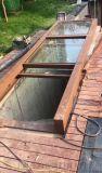 楼梯囗三层折叠天窗厂家