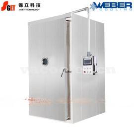 锦立BVC-200E熟食面包烘培食品真空速冷机,真空冷却机真空预冷机