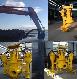 工程**液压潜水清淤泵JHw300高耐磨抽沙泵泵