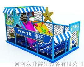 儿童乐园设计安装 河南永升游乐 儿童乐园专业定制