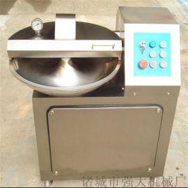 做海鲜酱的斩拌机 通电就能用的斩拌机