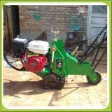 手推汽油起草机 园林草坪铲草机 移动方便起草皮机