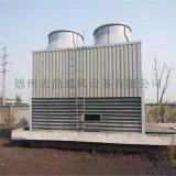 中大直销方形冷却塔 逆流式玻璃钢冷却塔厂家