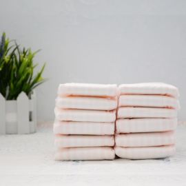 纱布卫生巾中凸魔术层310脱脂纱布表层 卫生巾厂家直销