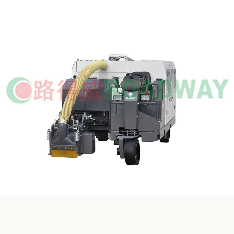 轮式铣刨机 路得威RWXB21混凝土铣刨机 小型铣刨机价格图小型铣刨机价格图