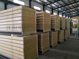 新型岩棉复合板,新型玻璃丝棉复合板厂家直销