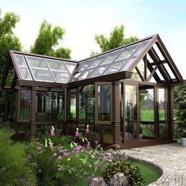 廠家直銷定制150斷橋隔音隔熱雙層夾膠玻璃歐式陽光房