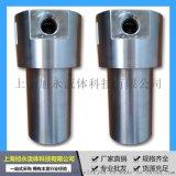 销售大流量气体过滤器 不锈钢螺纹管式过滤器