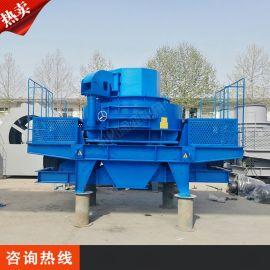 澜亚机械干式环保制砂机与您共创绿色制砂生产线