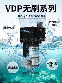 VDP直流无刷水泵 可调速可控制流量的迷你无刷泵