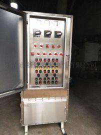BXD8051-100K防爆防腐配电箱不锈钢