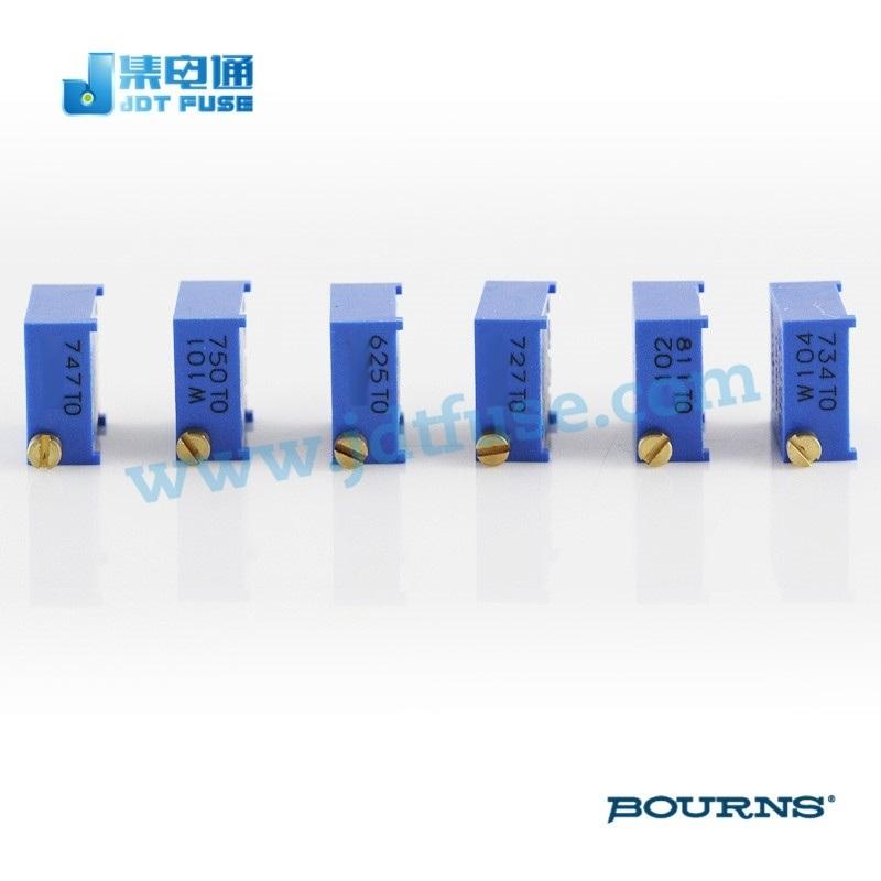 微調電位器進口3296W-1-101LF 邦思原裝