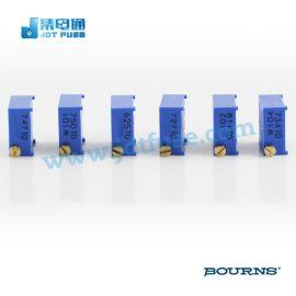 微调电位器进口3296W-1-101LF 邦思原装