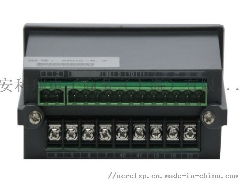 智能电动机保护器 安科瑞ARD2-6.3 电机功率0.75-2.2KW