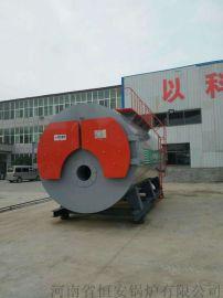 内蒙古4吨生物质颗粒蒸汽锅炉