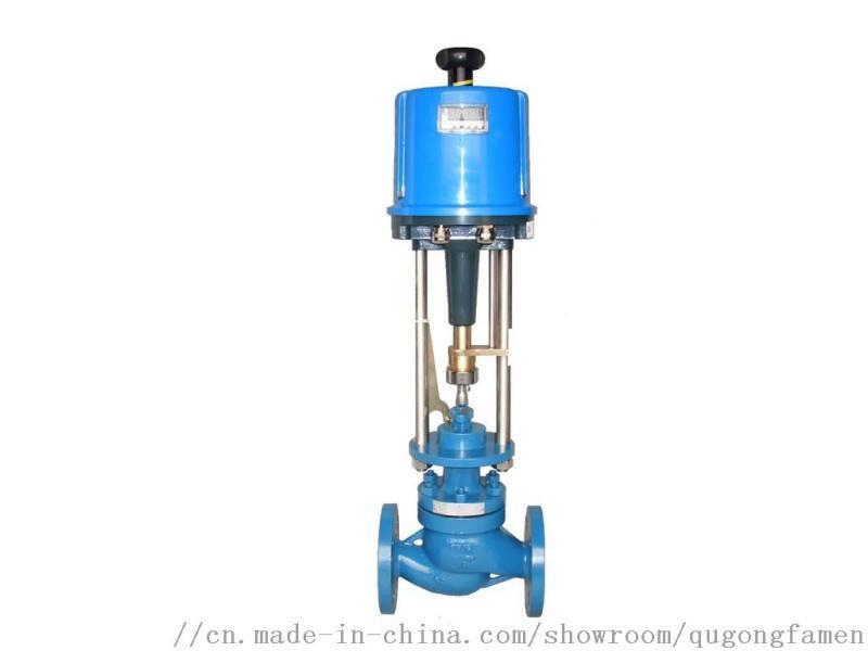 精小型電動調節閥原理-電動精小型調節閥选型