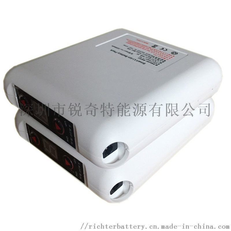 7.4V 电池 降温服电池 空调服风扇降温电池