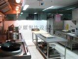 餐廳廚房佈局圖|飯店廚房設施分類