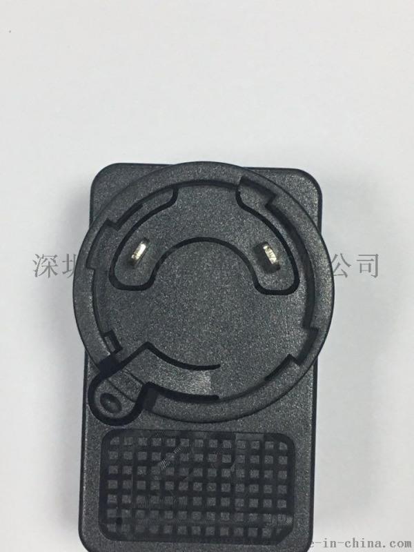 新款转换头式电源适配器,安规新标准