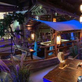 苏州桂满陇餐饮船木船实物平面设计图生产费用多少