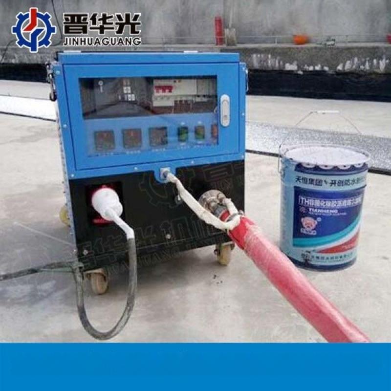 江西贛州非固化熔膠機_小型非固化加熱噴塗設備