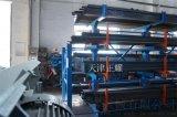 工廠鋼材貨架存放各種型號 種類的重型鋼材