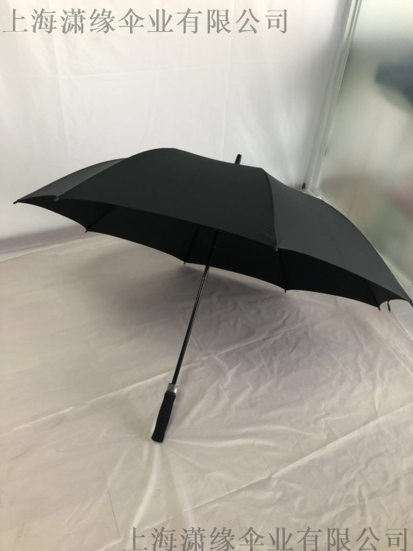 高尔夫伞、超大全纤维自动商务长柄伞、质检报告认证