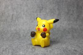 定制口袋妖怪神奇宝贝 宠物小精灵 皮卡丘手办玩具