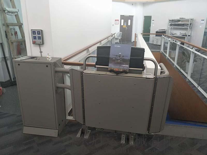 液压升降机械公司广州启运斜挂电梯轮椅爬楼机