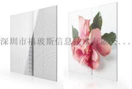 室内展厅商业宣传p3.91LED橱窗透明屏