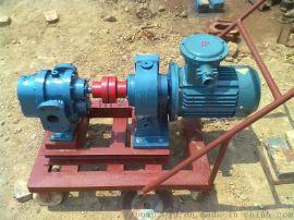 LCW-38/0.6不锈钢罗茨泵的工作原理