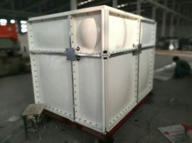 玻璃钢移动水箱 不锈钢水箱 保温水箱型号