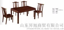 实木餐厅家具直销--餐桌椅