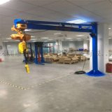 0.5t小型立柱懸臂吊固定,旋轉吊具單臂吊機