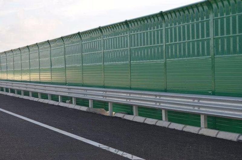 声屏障厂家、公路声屏障、金属声屏障、桥梁声屏障