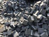 济南青石材马蹄石、方块石,公园小区景观工程,园林广场绿化工程石材