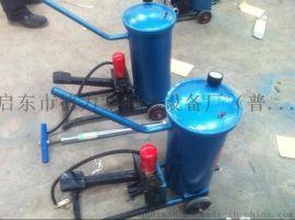 直销JRB-3手动润滑泵 脚踏润滑泵  高压手动润滑泵  手动加油泵  QQ  2968755026
