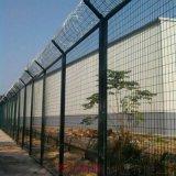機場護欄網_機場安全防護網_Y型支架刺絲網
