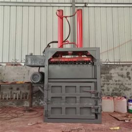 60吨秸秆压包机 定做半自动液力压包机
