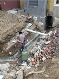 污水池伸缩缝堵漏维修