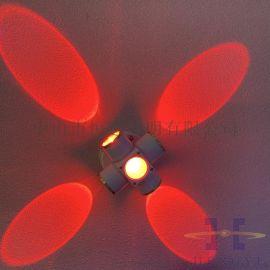 铝制外墙壁灯 中山恒逸外墙壁灯 亮化工程外墙壁灯