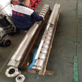 遵化深井泵 热水深井泵 耐高温潜水泵型号