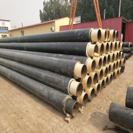 鑫龙DN400/426地埋式预制保温管管道保温工程公司