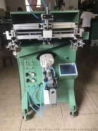 平圆两用丝印机平曲多用滚印机扁瓶丝网印刷机