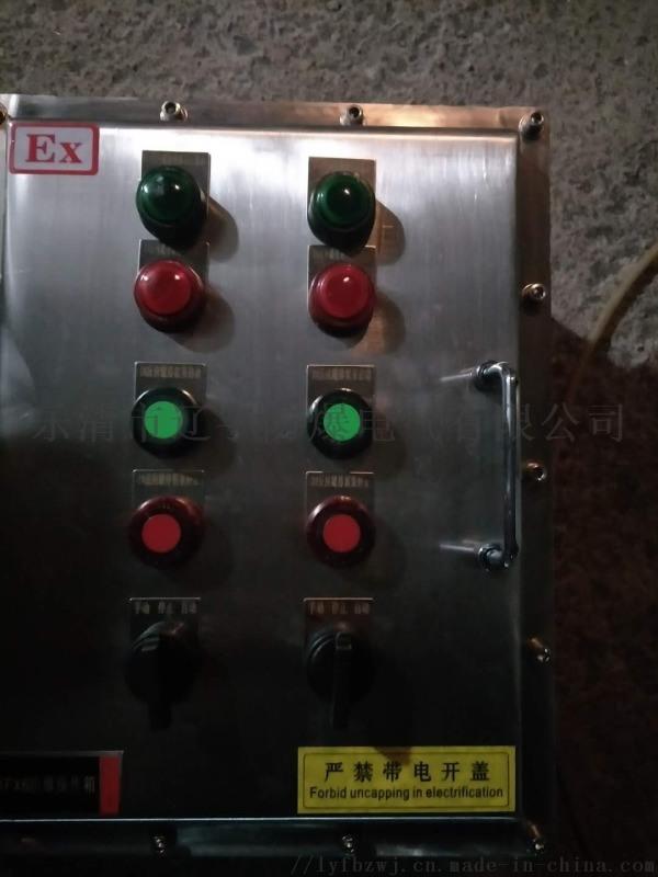 防爆配电箱 多种材质BXM多回路