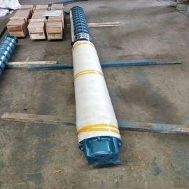 300QJR卧式潜水电泵配套电控柜 电缆 水管