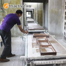 【广东创智】大旋风粉末回收系统 喷漆机 涂装喷粉室
